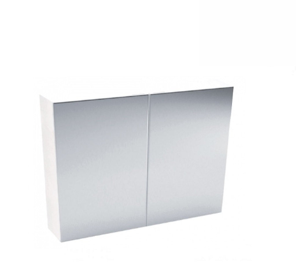 Fienza Mirror Cabinet Pencil Edge 900mm x 720mm x 150mm (2530544255036)