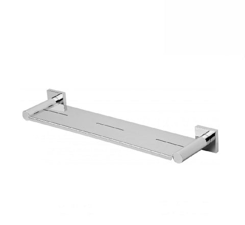 Phoenix Radii Metal Shower Square Plate Chrome (2530534883388)