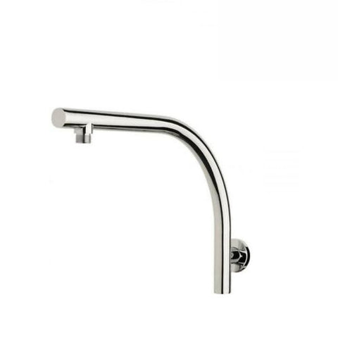 Phoenix Rush High Rise Shower Arm Chrome (4129904361532)