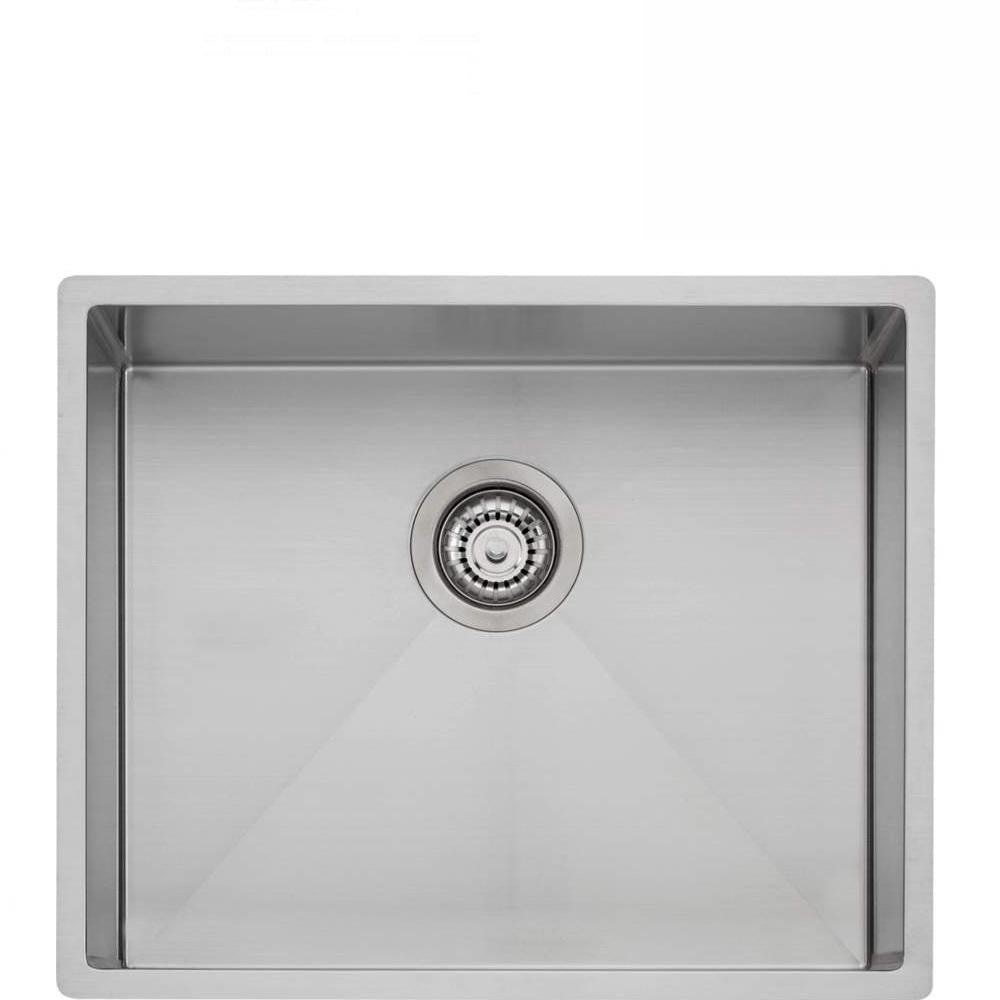 Oliveri Spectra Sink Single Bowl 540 x 445mm Topmount or Undermount Stainess Steel (4129889157180)