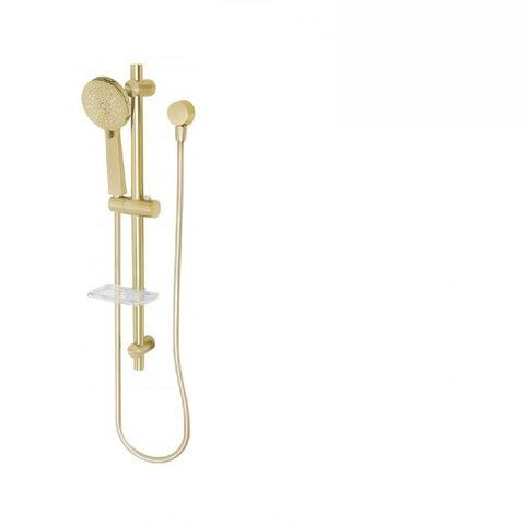 Phoenix Vivid Rail Shower Brushed Gold (4129905377340)