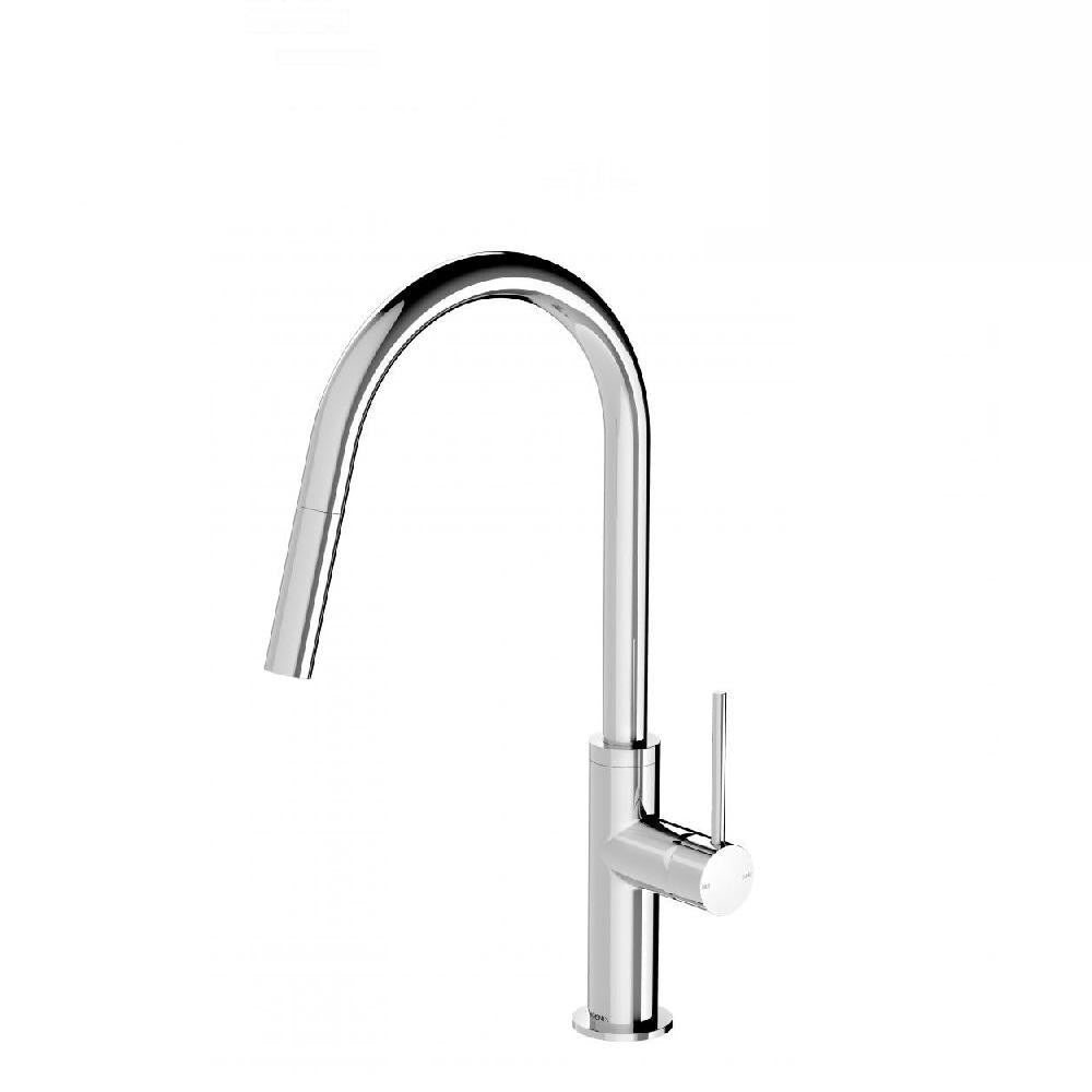 Phoenix Vivid Slimline Pull Out Sink Mixer Chrome (4129906294844)
