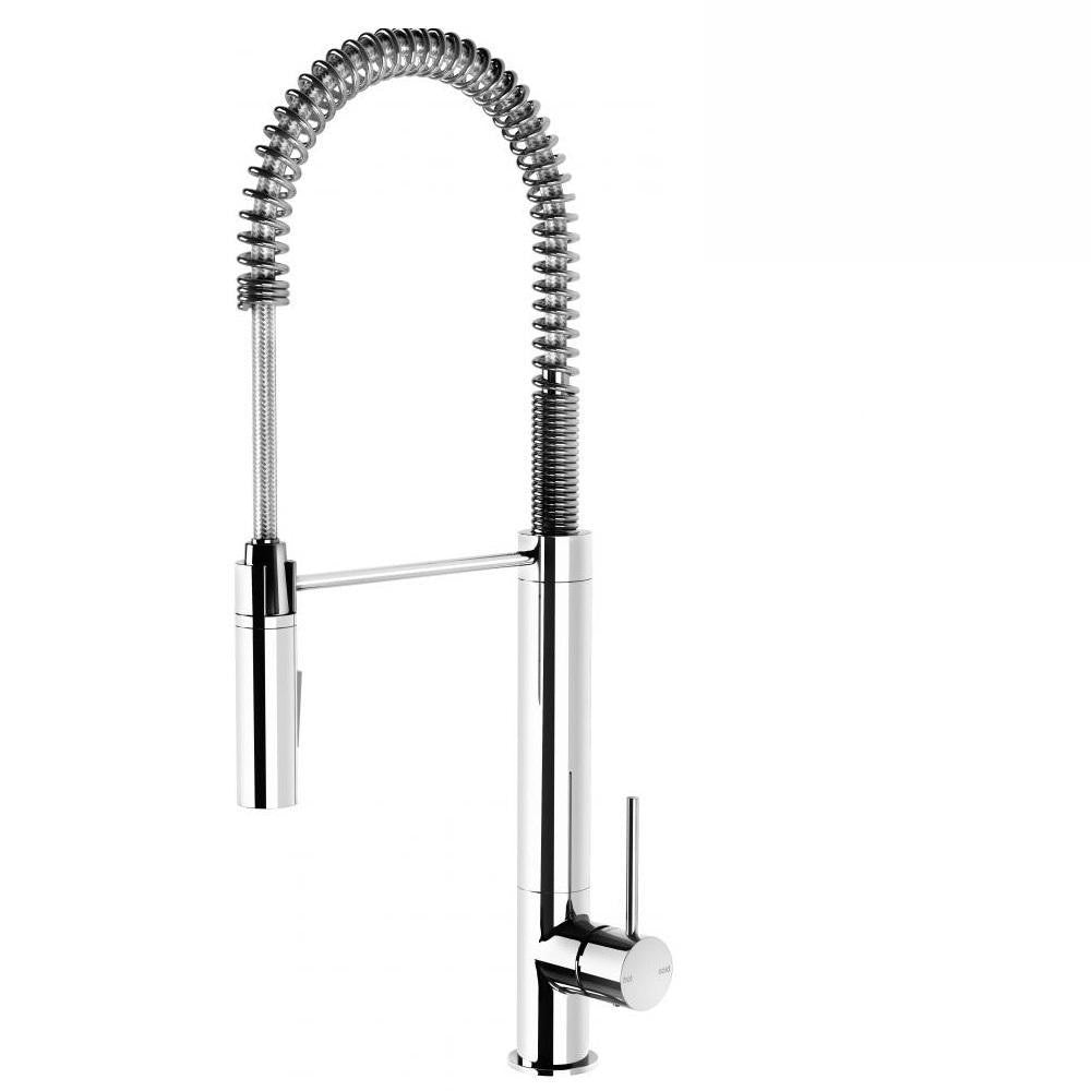 Phoenix Vivid Slimline Tall Spring Sink Mixer Chrome (4129906950204)