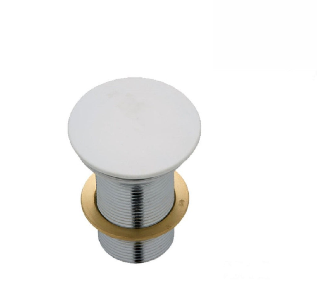 Fienza Basin Plug and Waste 32mm Matte White (2530540486716)