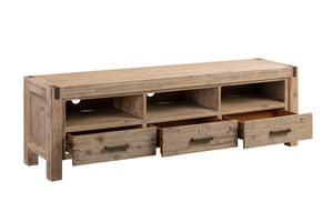Java TV Cabinet Oak