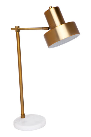 Marlin Table Lamp - Gold
