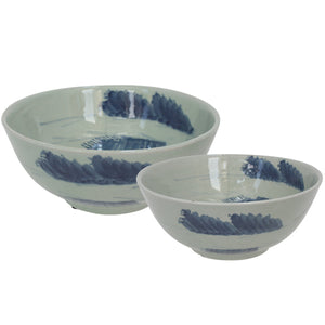 Cumulus 2 Piece Ceramic Bowl Set