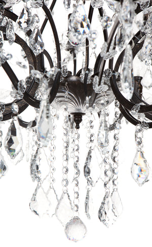 Waldorf Chandelier -18 Arm