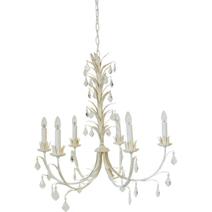 Ophelia Chandelier - 6 Arm