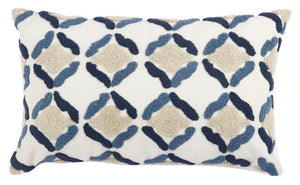 Trellis Cotton Cushion