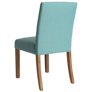 2x Tom Fabric Dining Chair, Sage