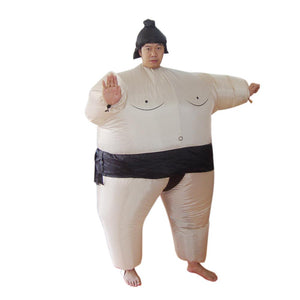 Sumo Inflatable Costume