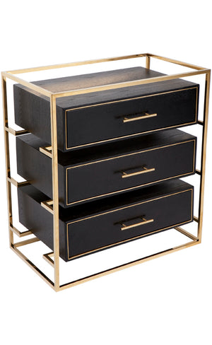Vogue Bedside Table