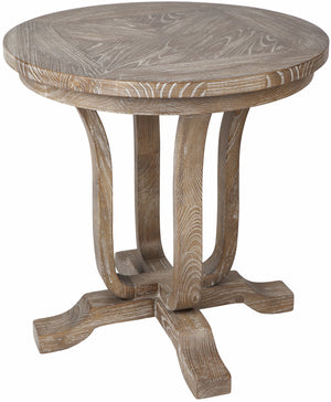 Saddler Side Table - Natural