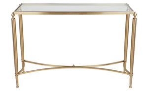 Jacques Console Table - Gold