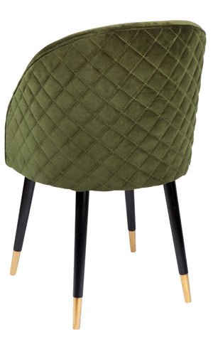 Reed Arm Chair - Moss