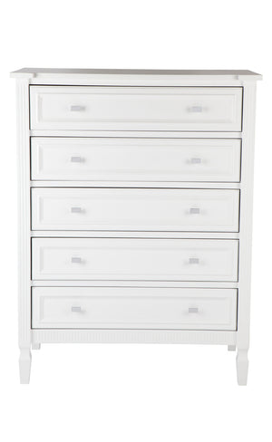 Merci Dresser - White