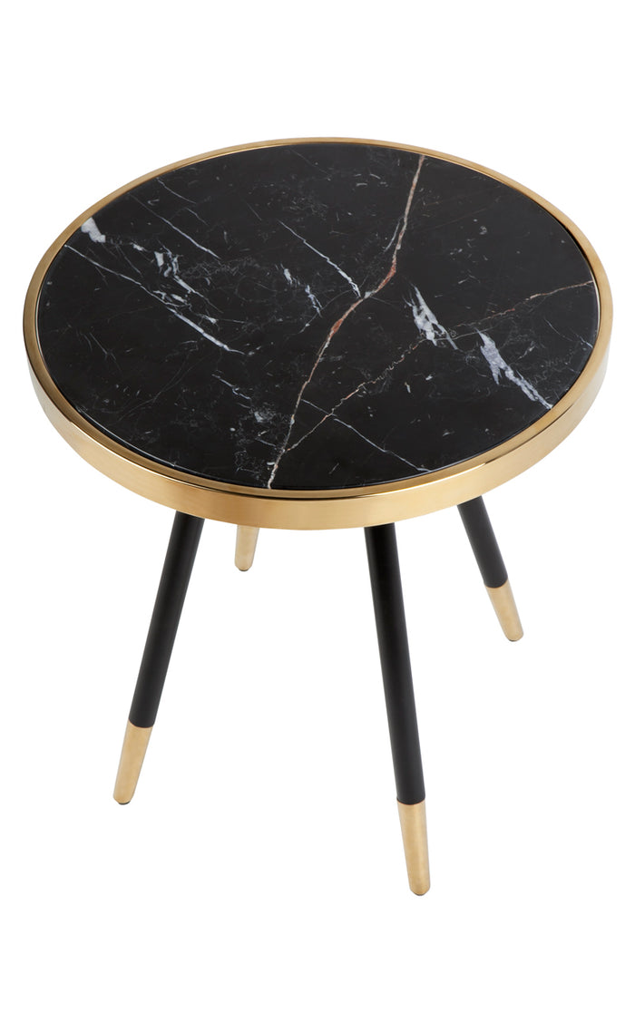 Denmar Side Table - Black