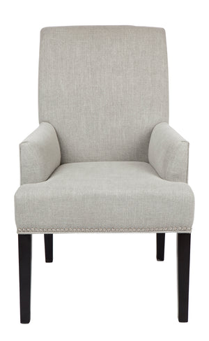 Bentley Arm Chair - Grey