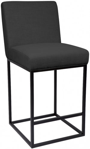 Cannes Kitchen Stool - Black