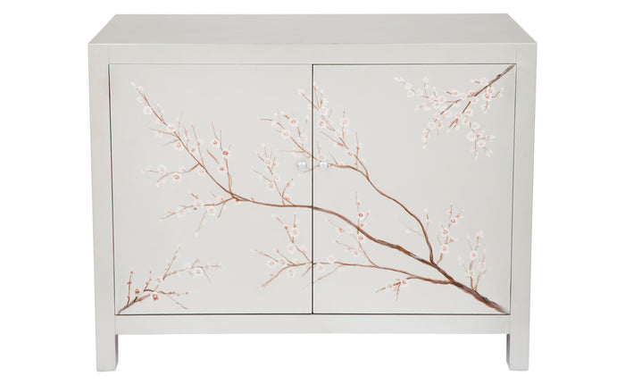 Cherry Blossom Cabinet