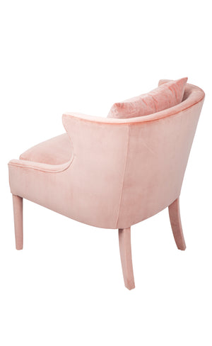 Tillie Arm Chair - Blush