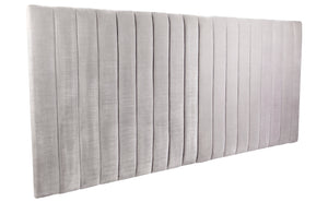 Broadway Headboard - Queen Grey