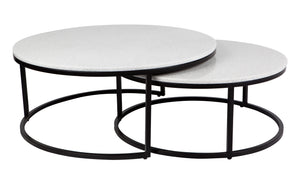 Chloe Coffee Table - Black 2pc
