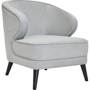 Hallie Arm Chair - Grey