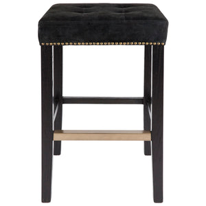 Canyon Bar Stool - Black