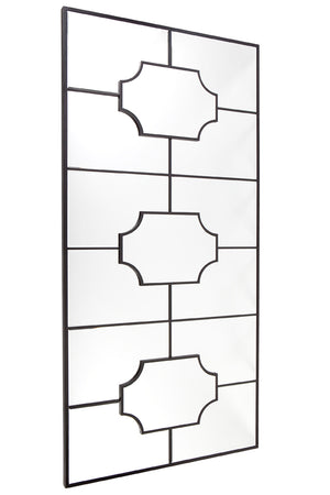 Boyd Floor Mirror - Black