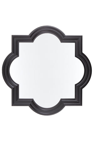 Marrakech Wall Mirror - Large Black