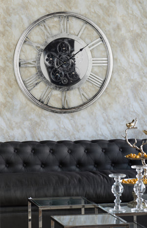 TRANSATIONAL WALL CLOCK