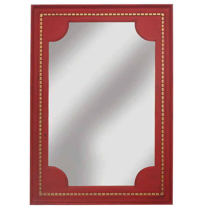 Moulin Rectangular Wall Mirror, 100cm