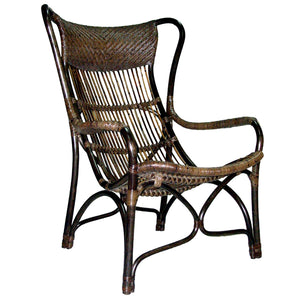 Bahamas Rattan Chair, Natural