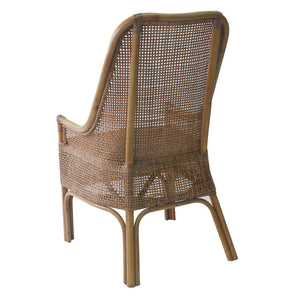 Brunch Rattan Chair, Natural