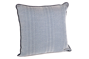 Candace Cushion - Sq Chevron 55x55