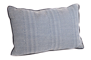 Candace Cushion - Rect Chevron 60x40