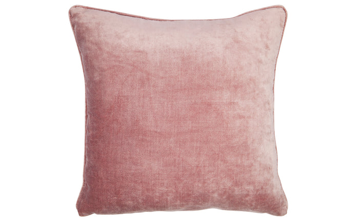 Maddi Cushion - Blush Feather Fill 55x55