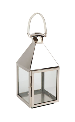 Malua Lantern - Medium Nickel