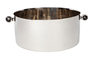 Paxton Champagne Bucket - Nickel