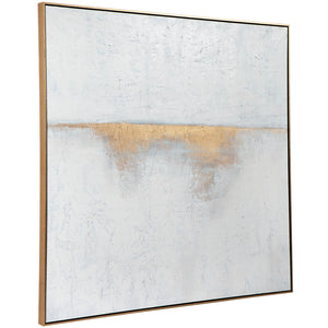 Gold Horizon Wall Art