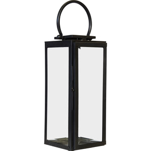 Bondi Lantern - Small Black