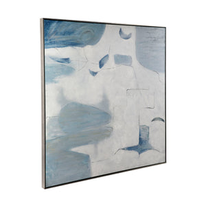 Faded Shadow Wall Art - 140 x 140