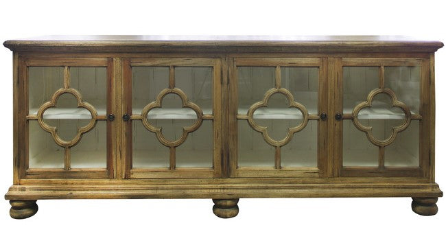 Roosevelt Mahogany Timber Sideboard