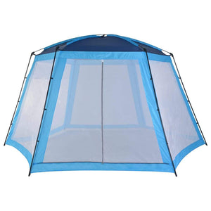 Pool Tent Fabric 500x433x250 cm Blue