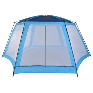 Pool Tent Fabric 660x580x250 cm Blue