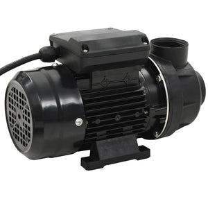 Pool Pump Black 0.25 HP 7500 L/h