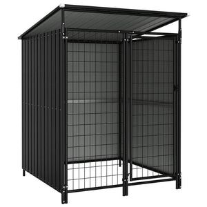 Outdoor Dog Kennel 133x133x163 cm sku-144042