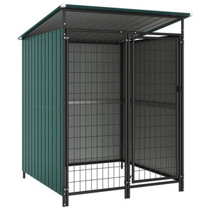 Outdoor Dog Kennel 133x133x163 cm sku-144043
